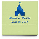 Personalized Matchbooks - Castle