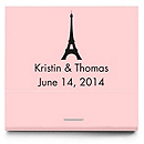 Personalized Matchbooks - Paris