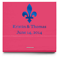 Personalized Matchbooks - Flourish