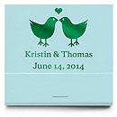 Personalized Matchbooks - Lovebirds