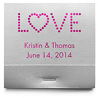 Personalized Matchbooks - Love