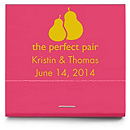 Personalized Matchbooks - The Perfect Pair