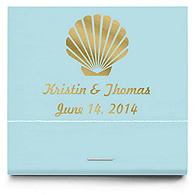 Personalized Matchbooks - Shell