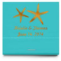 Personalized Matchbooks - Starfish