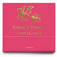 Personalized Matchbooks - Tiger Lily