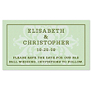 Save the Date Magnets - Regal (Mint)