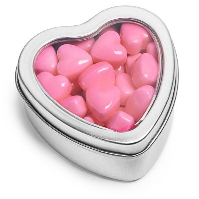 Heart Favor Tin