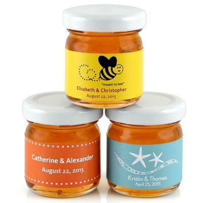 Personalized Honey Jar Favor