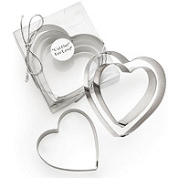 Heart Cookie Cutter Favor