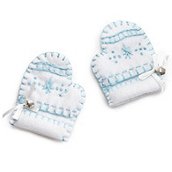 Miniature Winter Mitten Favor