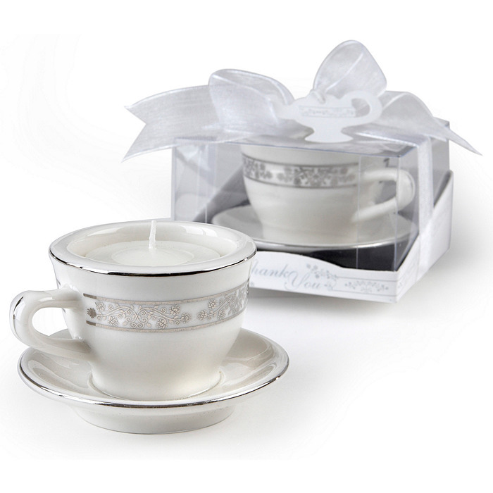 Teacup Tealight Holder Favor