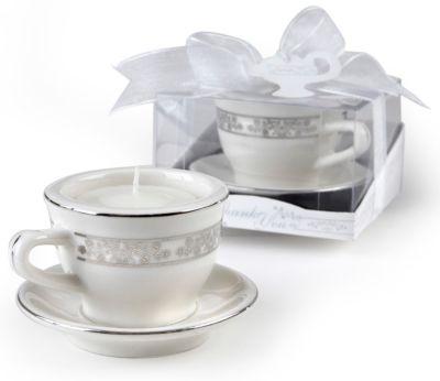 Teacup Tealight Holder Favor
