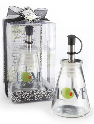Olive You! Olive Oil Favor