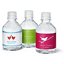 Personalized Mini Water Bottles