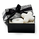 """Hugs & Kisses from Mr. & Mrs.!"" Scented Soaps"