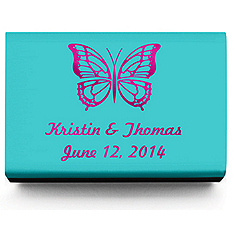 Personalized Matchboxes - Butterfly