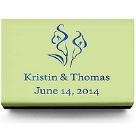Personalized Matchboxes - Calla Lily