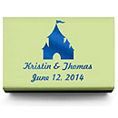 Personalized Matchboxes - Castle