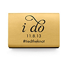 Personalized Matchboxes - I Do