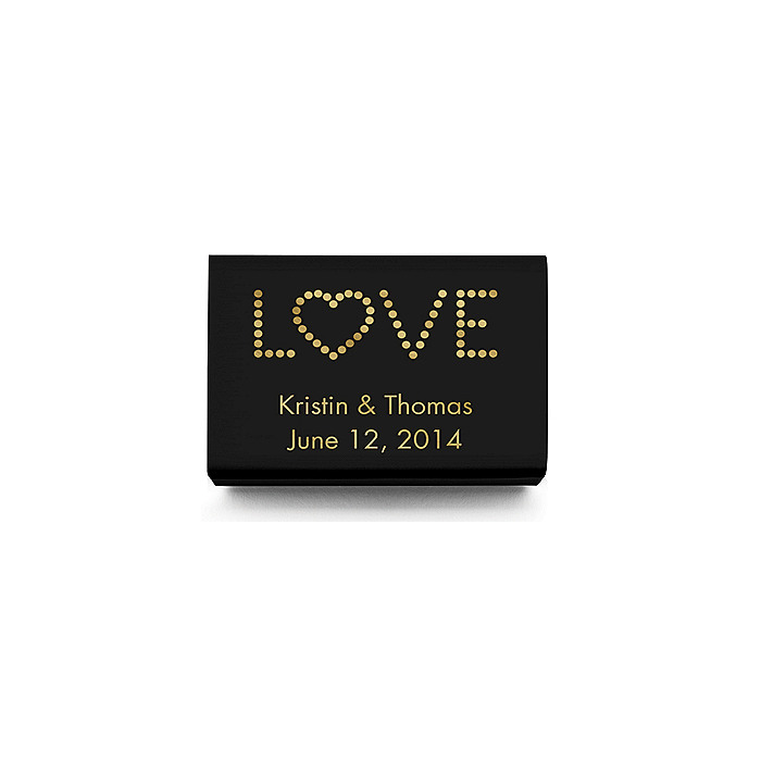 Personalized Matchboxes - Love