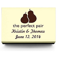 Personalized Matchboxes - The Perfect Pair
