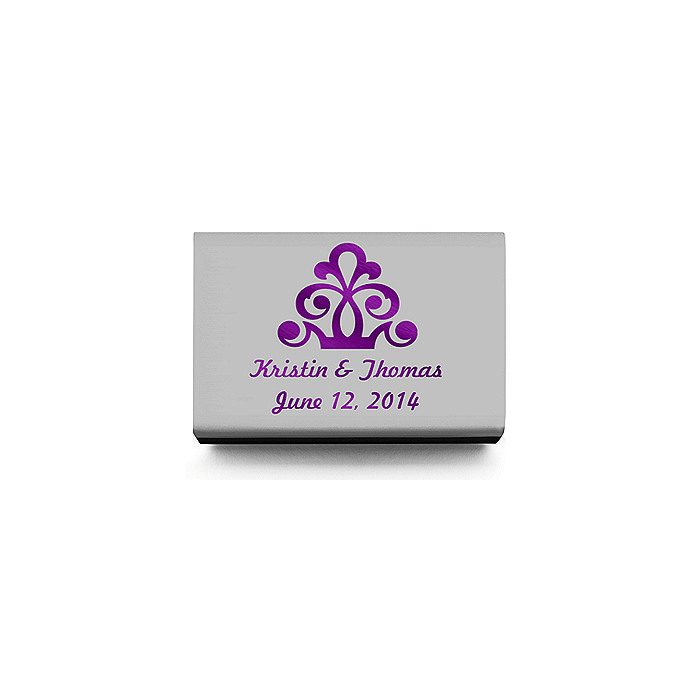 Personalized Matchboxes - Regal