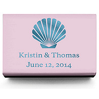 Personalized Matchboxes - Shell