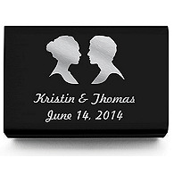 Personalized Matchboxes - Silhouettes