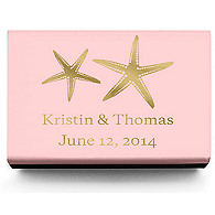 Personalized Matchboxes - Starfish