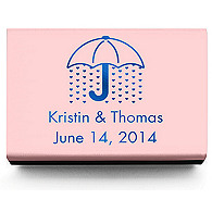 Personalized Matchboxes - Bridal Shower