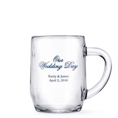 Personalized Wedding Mugs : ... DIY Wedding Favors Personalized Wedding Favors Personalized Glass Mug