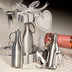 Wine Bottle Bar Tool Favor