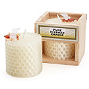 Pure Beeswax Candle Favor