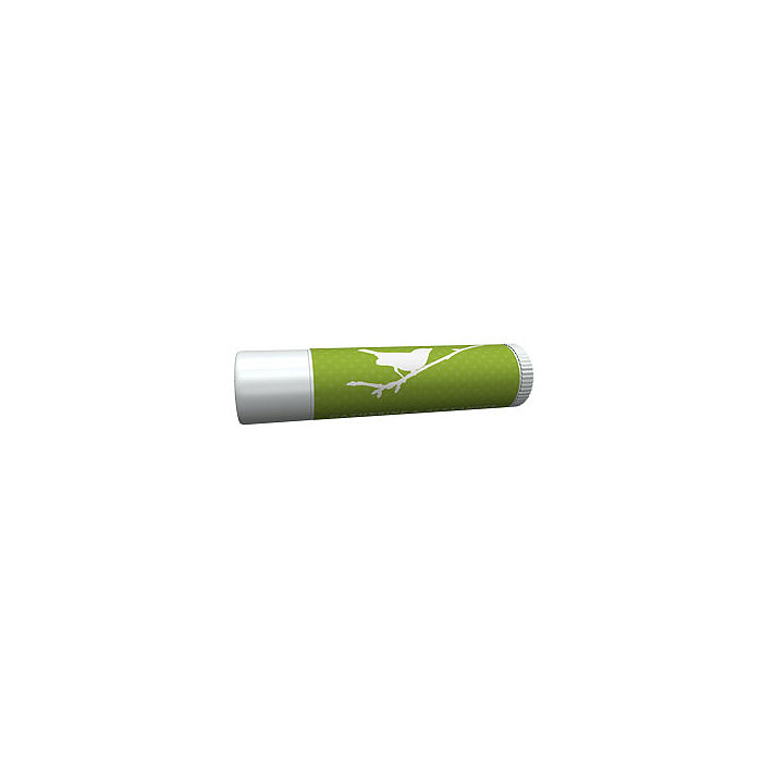 Personalized Lip Balm Tube Favors - Bird (Grass)