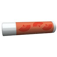 Personalized Lip Balm Tube Favors - Fans