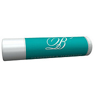 Personalized Lip Balm Tube Favors - Initial (Aqua)