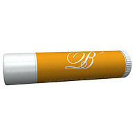 Personalized Lip Balm Tube Favors - Initial (Citrus)