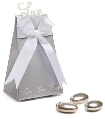 Express Your Love Elegant Icon Favor Box