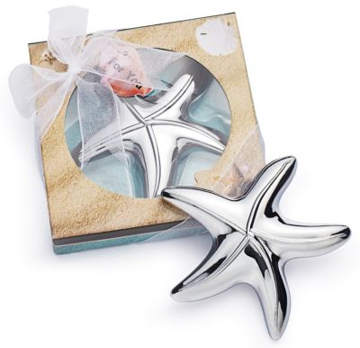 Starfish Bottle Opener Favor