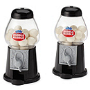 Dubble Bubble Gumball Machine Favors - Black
