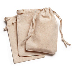 Cotton Favor Bag