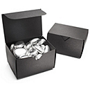 Rectangular Favor Box - Black