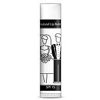 Bride and Groom Lip Balm Favor
