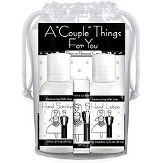 A Couple Things - Travel Favor Bag