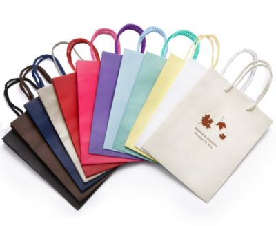Personalized Deluxe Euro Welcome Bag - Large