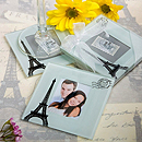 From Paris with Love Coaster Favor Set
