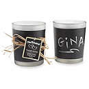 Chalkboard Tealight Holder Favors