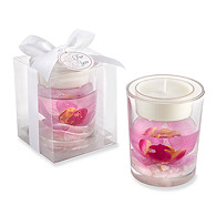 Orchid Tealight Holder Favor