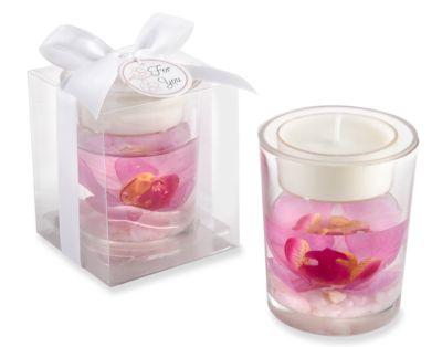 Orchid Tealight Holder Favor