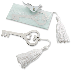 key to my heart bookmark favor